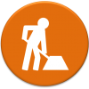 construction at work icon